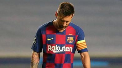 ميسي يخطر برشلونة بالرحيل