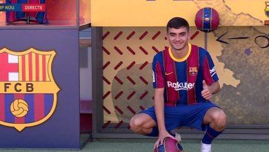 برشلونة يقدّم بيدري غونزاليس