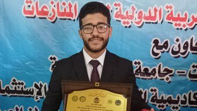 الباحث المصري أحمد دياب