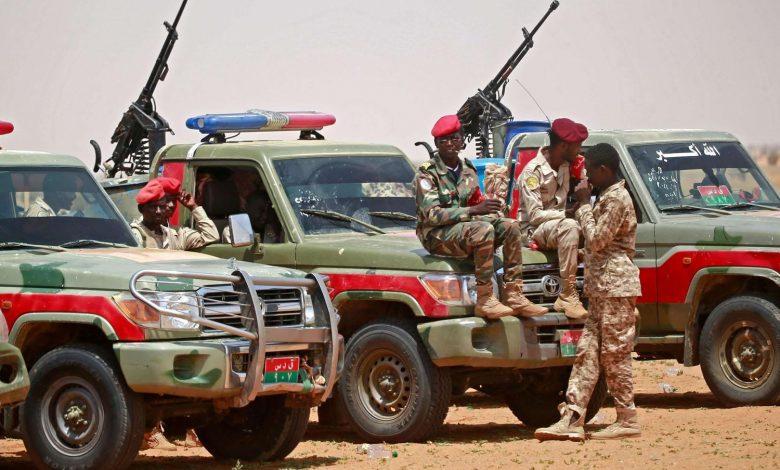 السودان يستبدل قوات إثيوبيا